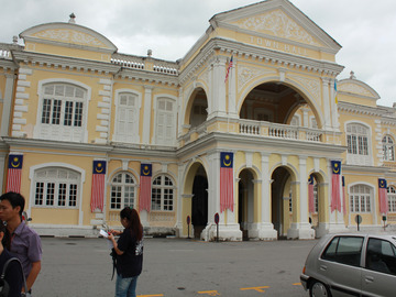 Offering with online payment: George Town Historical And Culture Walking Tour