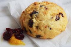 Online Listing: Cranberry Orange Scone (12 units)