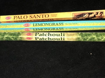 Selling with online payment: Hem incense