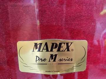 Selling with online payment: Shell pack only Mapex Pro M