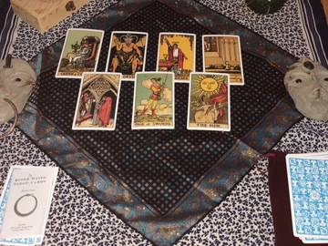 Services Offered: tarot readings & spiritual work