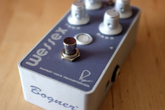 Renting out: Bogner Wessex Overdrive Pedal Rental
