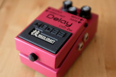 Renting out: Boss DM-2W Waza Craft Analog Delay Pedal Rental
