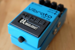 Renting out: Boss VB-2W Waza Craft Vibrato Pedal Rental
