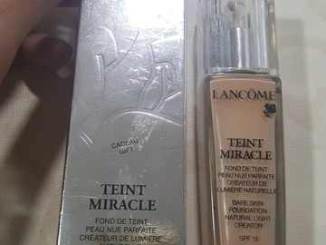 Venta: Base maquillaje Teint Miracle Lancome