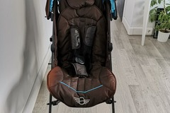 Renta por semana: Poussette easy walker mini