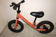Rent by day: Draisienne enfant KIDDIMOTO