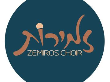 Accept Deposits Online: Zemiros Choir