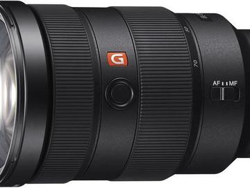 Vermieten: Sony FE 24-70mm f/2.8 GM