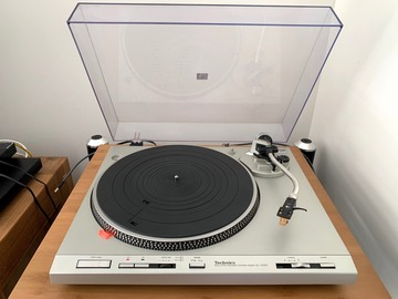 Vente: Platine vinyle Technics SL-D303 + Grado