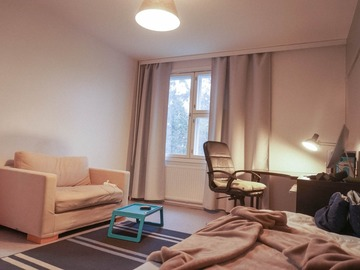 Renting out: Super cheap furnished apartment 30 minutes from Aalto