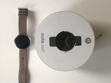 Selling: Moto Motorola 360 (android) älykello