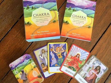 Services Offered: Chakra Oracle Reading