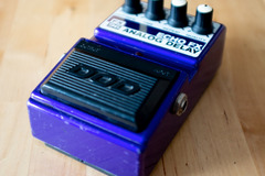 Renting out: DOD FX96 Analog Delay Pedal Rental