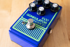 Renting out: DOD Gonkulator Ring Modulator Pedal Rental