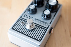 Renting out: DOD Gunslinger MOSFET Distortion Pedal Rental