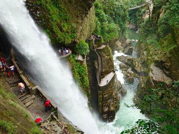 Réserver (avec paiement en ligne): Trekking des Andes - Equateur