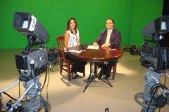Coaching Session: Green Screen TV Studio Setup