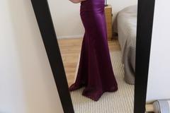 Ilmoitus: Love violetti kaasonmekko