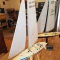 Selling: 2) RC Sailboats