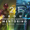 Group Session: Group Concept Art & Illustration Mentoring