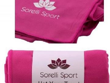 Buy Now: Hot Yoga Towel Non Slip Super Absorbent Microfiber
