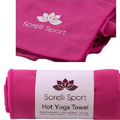 Buy Now: Hot Yoga Towel Non Slip Super Absorbent Microfiber