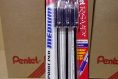 Buy Now: Lot of 36 Pentel Pens 3pack