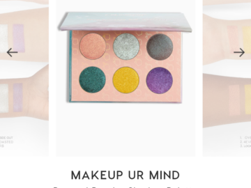 Buscando: Make up mind colourpop