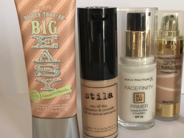 Venta: PACK BENEFIT + STYLA + MAX FACTOR