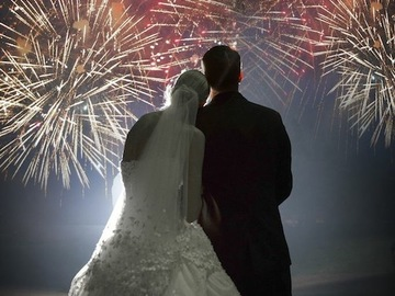 Request To Book & Pay In-Person (hourly/per party package pricing): Fireworks and Indoor Pyrotechnics