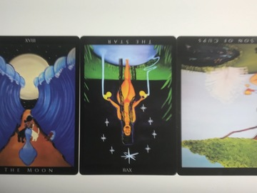 Services Offered: Goddess 7 Card Chakra Reading