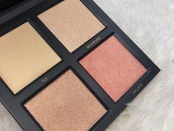 Buscando: Huda Beauty 3d highlither golden sands palette