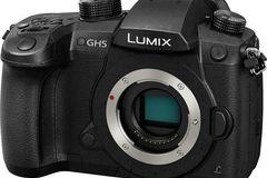 Vermieten: PANASONIC Lumix GH5