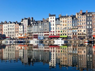 Offering with online payment: Honfleur 2 hours  Walking tour and local produces tasting