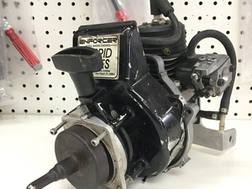 Selling: Enforcer hybrid series E30hpm999-10 motor (not working)