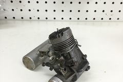 Selling: Vintage Fox Manufacturing Fox 40 Standard Model Airplane Motor