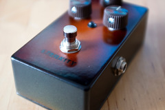 Renting out: Lovepedal Eternity Burst Overdrive Pedal Rental