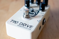 Renting out: Lovepedal Tiki Drive Overdrive Pedal Rental
