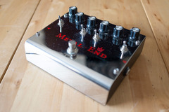 Renting out: Biyang Metal End King Distortion Pedal Rental