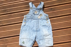 Selling with online payment: Dungarees, age 9-12 months
