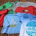 Selling with online payment: Boys tops, age 18-24 months
