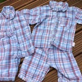 Selling with online payment: 2 JoJo mama Bebe PJ's,age 4-5 years