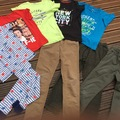 Selling with online payment: Trousers, T's and PJ's , age 10-12