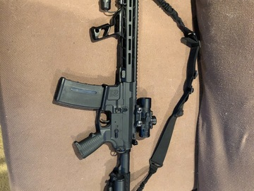 Selling: Classic army nemesis m4