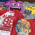 Selling with online payment: Avengers Pokemon T's, age 6-7