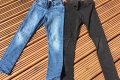 Selling with online payment: Jeans, age 5-6