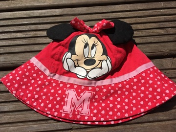 Selling with online payment: Minnie Mouse hat, age 2-4