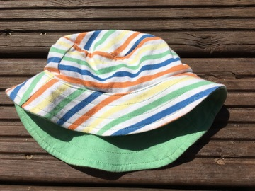 Selling with online payment: Summer hat, age 0-3 months