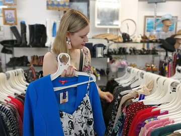 Book a Spree: Preloved Personal shopping and styling, in Nundah